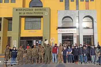Alas de Esperanza: FAP lleva ayuda humanitaria a Cusco, Puno y Moquegua - Agencia Andina