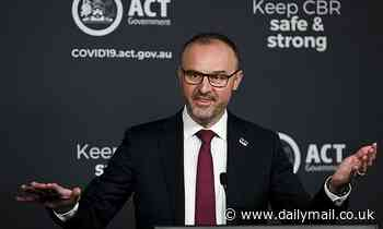 Canberra in no rush to follow NSW and Victorian leaders in announcing a roadmap out of lockdown