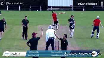 Village cricket is WILD