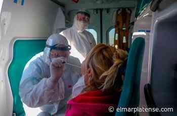 Nuevos casos de coronavirus y fallecidos en Mar del Plata - El Marplatense