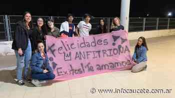 Guadalupe partió a Jujuy en busca de la corona de los estudiantes - Infocaucete