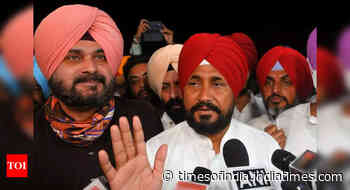 After day of drama, Channi is Punjab's first Dalit Sikh CM