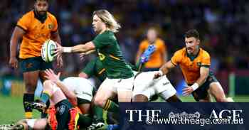 'They get away with it': Springboks star accuses Wallabies of dodgy tactics
