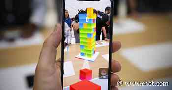 iPhone 13 is further proof that the phone is quietly turning into an AR machine     - CNET