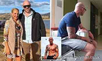 Super fit Sydney man, 38, now faces a heart transplant after Covid-19 scarred his organs