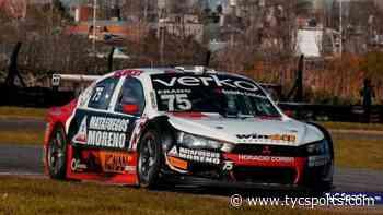 Frano se impuso en la Final del TRV6 en Buenos Aires - TyC Sports