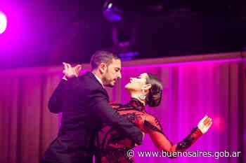 ¡Tango BA copa el Casco Histórico! | Noticias - buenosaires.gob.ar