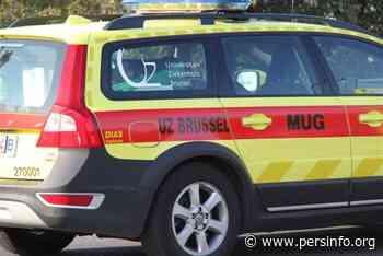 Motorrijder in levensgevaar na zwaar ongeval in Merchtem - Persinfo.org