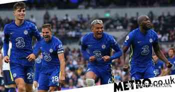 John Terry hails Chelsea star Thiago Silva after starring against Tottenham - Metro.co.uk