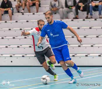 Real Herentals - CB Futsal Jette Bxl Cap 10-1 : 'Historische zege' - extra verslag - Nnieuws.be