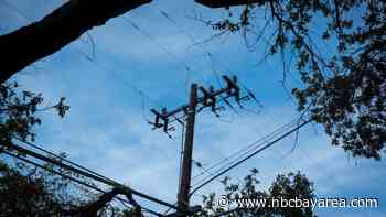 Some North Bay PG&E Customers May Be Affected by Public Safety Power Shutoffs - NBC Bay Area