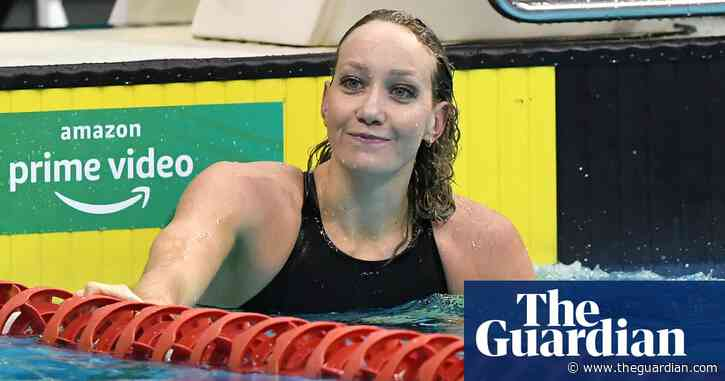 Australian Olympic gold medallist Madi Wilson admitted to hospital with Covid