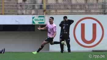 ¡Tremendo disparo! Lucas Campana marcó el 2-1 de Sport Boys ante Binacional - RPP Noticias
