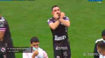 Golazo de Champions: Ernest Nungaray puso el 1-1 de Sport Boys ante César Vallejo - Libero.pe
