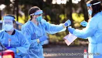 Victoria records 567 coronavirus case on Sunday - The Ararat Advertiser