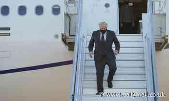 Boris Johnson to press Joe Biden to lift the ban on Brits travelling to the US