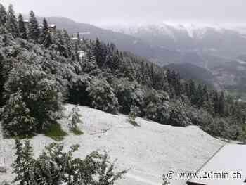 Gesperrte Bergpässe - Jetzt wird es nass, kalt – und in den Bergen schneits - 20 Minuten