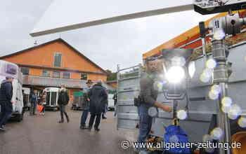 Neue Folgen von Daheim in den Bergen: So laufen die Dreharbeiten im Allgäu - Allgäuer Zeitung