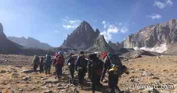 Flucht aus den Bergen: Support aus Tirol für afghanische Bergsteigerinnen - Tiroler Tageszeitung Online