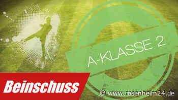 A-Klasse 2: TSV Bergen – ASV Eggstätt, 0:0 (0:0) - rosenheim24.de