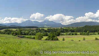 Das Land vor den Bergen - Der Rupertiwinkel - Bergerlebnis Berchtesgaden Blog - Berchtesgadener Land Blog