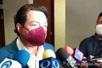 Mario Delgado estaría molesto con Gutiérrez Luna por moderar discurso contra Córdova - Politico.mx