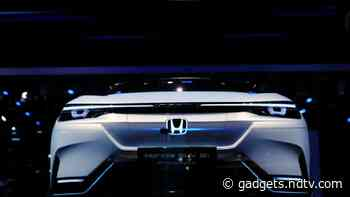 Honda Prologue: Company Targets Annual Sales of 70,000 Electric Vehicles in US From 2024