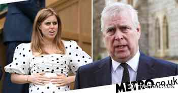 Prince Andrew 'to dash from Balmoral to see pregnant Beatrice' - Metro.co.uk