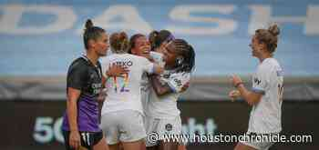 Dash get a taste of international competition at home - Houston Chronicle