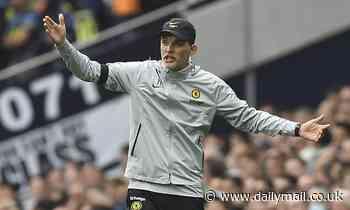 Cesar Azpilicueta reveals a dressing down from Thomas Tuchel at half-time inspired Tottenham win