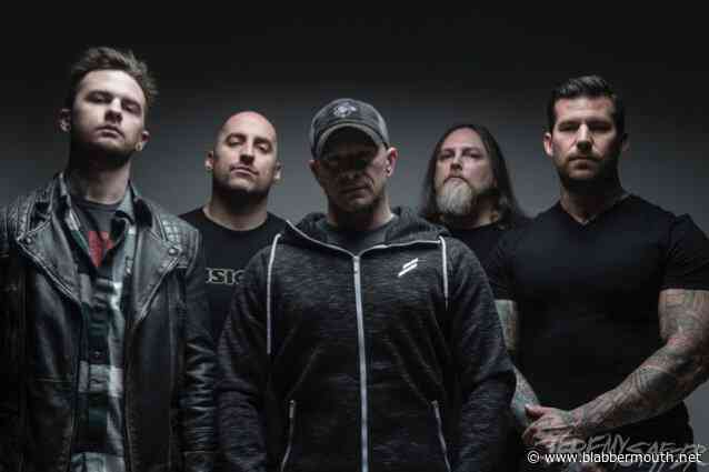 ALL THAT REMAINS Parts Ways With Bassist AARON PATRICK