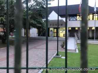 Condenado réu que tentou matar vizinho após discussão na comarca de Pomerode - Jornal de Pomerode