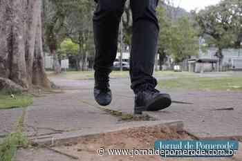 Calçadas, uma demanda fundamental e constante - Jornal de Pomerode