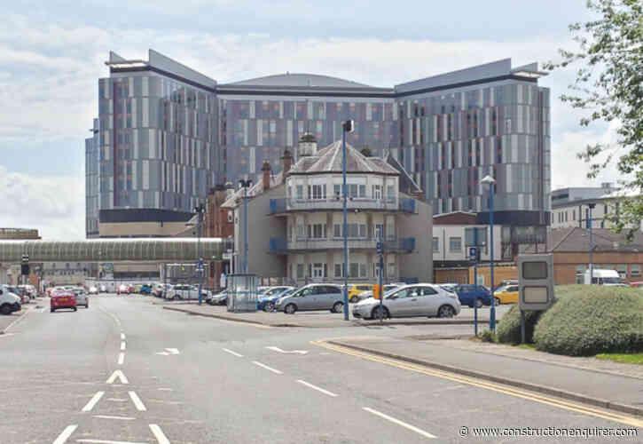 Inquiry starts into construction of Scottish hospitals