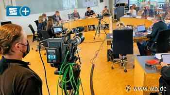 Netphen: Der Rat tagt unter den Augen von Youtube - Westfalenpost