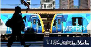 Metro Trains boss sees merit in mandatory vaccinations