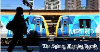 Metro Trains boss sees merit in mandatory vaccinations - Sydney Morning Herald