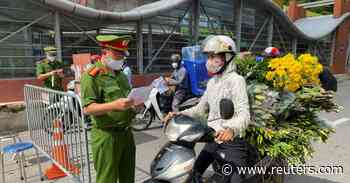 Vietnam capital Hanoi to ease coronavirus curbs this week - Reuters