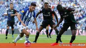 O FC Porto-Moreirense visto à lupa: dinâmica dá tranquilidade - Record