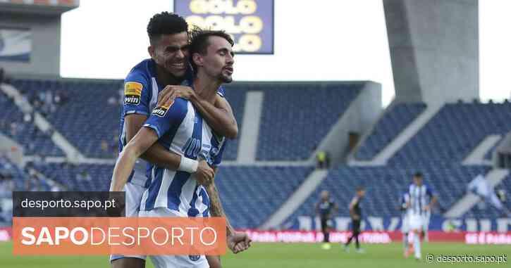 FC Porto 5-0 Moreirense: Dragão consegue o melhor resultado na I Liga na ressaca europeia - SAPO Desporto
