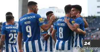 VÍDEO: veja o resumo da goleada do FC Porto ao Moreirense - Diário IOL