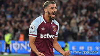 'West Ham United can learn and grow' - Algeria's Benrahma reflects after Manchester United loss
