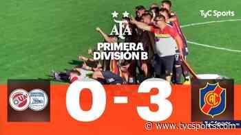 En el estadio Monumental de Villa Lynch, Colegiales despedazó a UAI Urquiza por 3 a 0 - TyC Sports