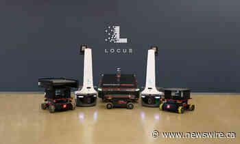 Locus Robotics Acquires Waypoint Robotics