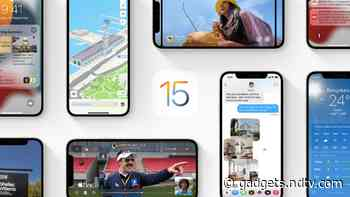 iOS 15, iPadOS 15, watchOS 8 Release in India Today: How to Download, New Features