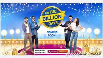 Flipkart Big Billion Days Sale 2021: Motorola, Oppo, Poco, Realme, Samsung, Vivo to Launch New Smartphones