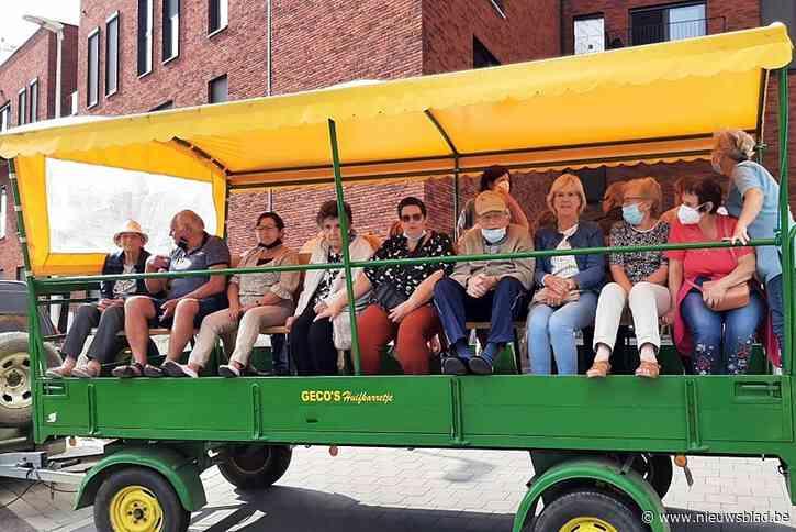 Bewoners Berkenhof genieten van familieweekend rond positieve zorg