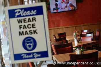 Texas restaurant throws family out for wearing masks: 'This is political'