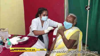 Siliguri's PHE Welfare Association organises vaccination camp for beggars