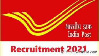 India Post GDS Recruitment 2021: Few days left to apply for over 4,800 posts at appost.in, check details